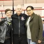 boxing lessons scarborough ontario