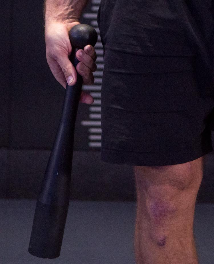 Steel Club Sabre Grip