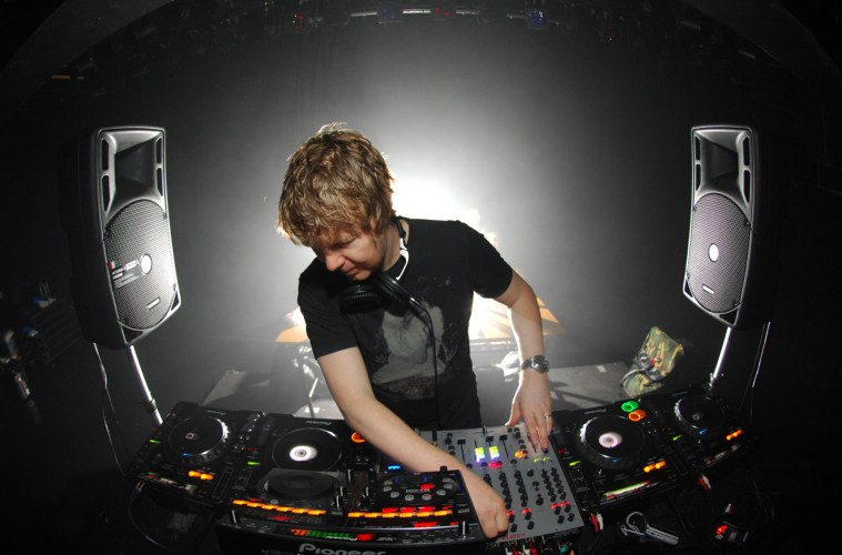 John Digweed prodrmao Hangar od glave do pete