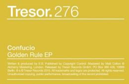 Tresor povukao ''Golden Rule'' EP zbog plagijata