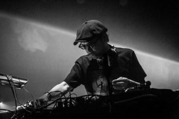 DJ Krush 18. novembra u KC Gradu