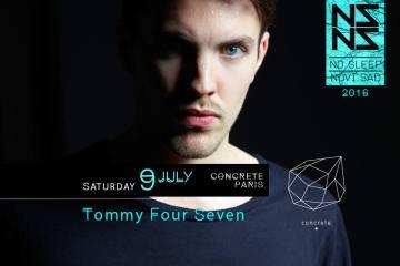 Tommy Four Seven i famozni pariski klub Concrete dolaze na Exit!