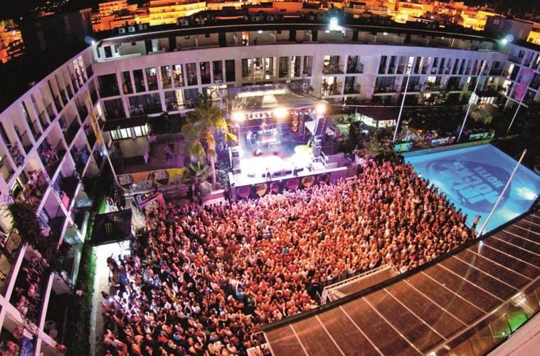 Ibiza Rocks dobio zabranu puštanja muzike od strane lokalnih vlasti
