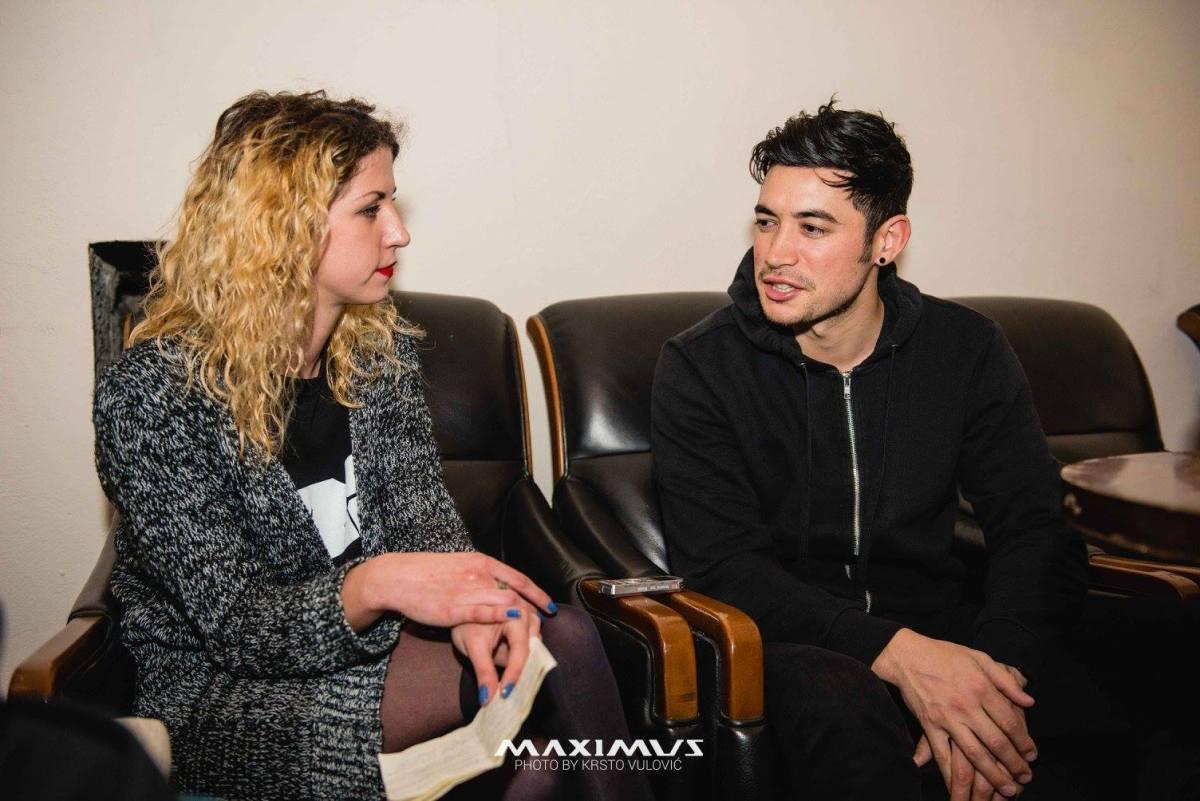 Intervju: Dax J