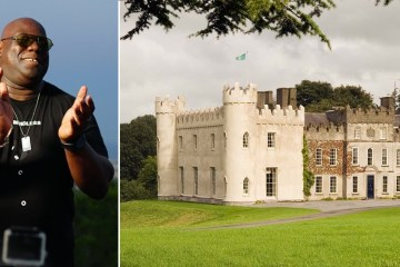 Carl Cox organizuje rejv u irskom zamku