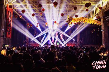 Ove subote na Sajmu ludnica Kineske Četvrti uz sjajne domaće di-džejeve