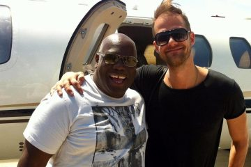 Sudar titana: Carl Cox b2b Adam Beyer na Junction 2 festivalu