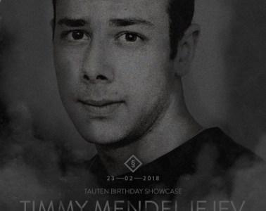 Tauten Birthday Chart: Timmy Mendeljejev