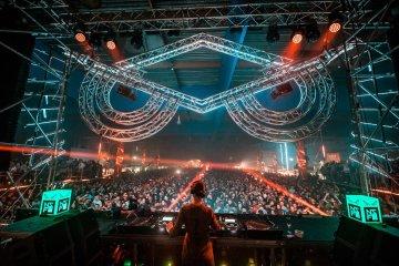 25.000 ljudi iz preko 30 zemalja na prvom Exitovom No Sleep Festivalu u Beogradu!