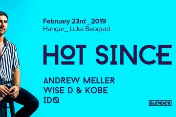 Ovo su izvođači koje slušamo 23. februara uz Hot Since 82