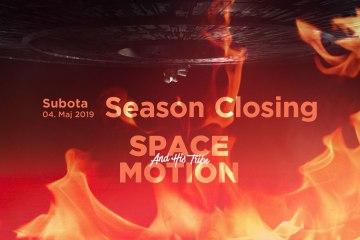 Space Motion za sam kraj zimske sezone u Kafematu