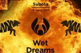 Wet Dreams večeras u Kafematu