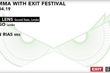 Na rasprodatu EXIT žurku u Minhenu preko 2.000 ljudi došlo da pleše uz Amelie Lens i Laga!