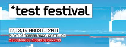 Test Festival 2011