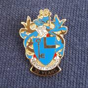 MLA 30 Years membership pin badge