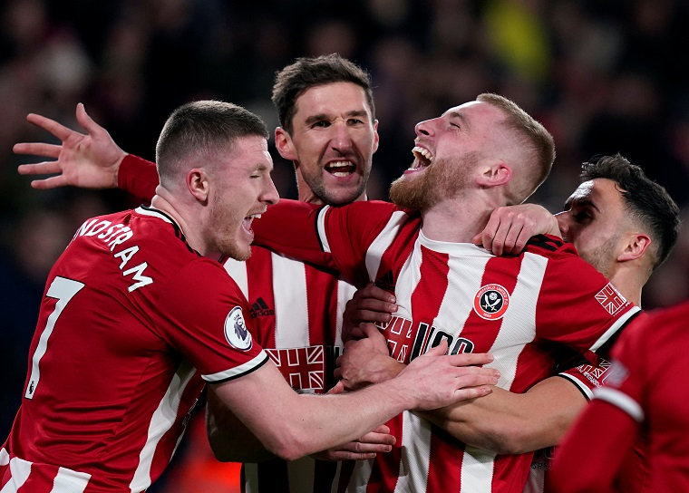 Epl: Sheffield United Up To Fifth After Win Over West Ham United