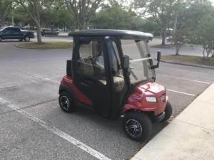 Onward red curtis 300x225 - Club Car Onward