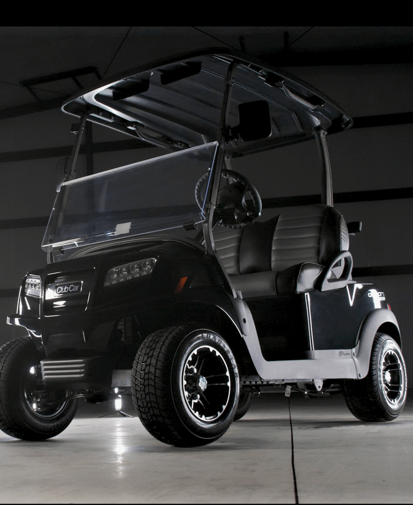 Onward LiIon side full 838x1024 - Club Car Onward - Lithium Ion