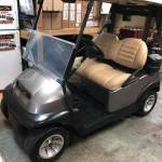 2017 used 2 - Club Car Remanufactured Vehicles
