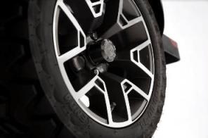 onward ice storm wheel 300x199 - Club Car Onward - Ice Storm Special Edition