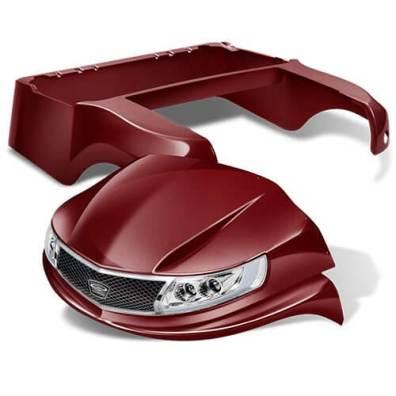 phoenix burg - Custom Makeover for your Club Car Precedent