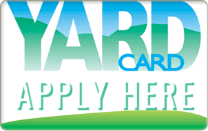 yard card apply here - Welcome