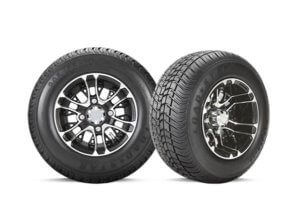 Mercury 10 inch wheels gloss black 600x415 1 300x208 - MERCURY WHEELS