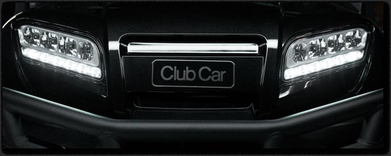 Headlights Graphic - Club Car Onward