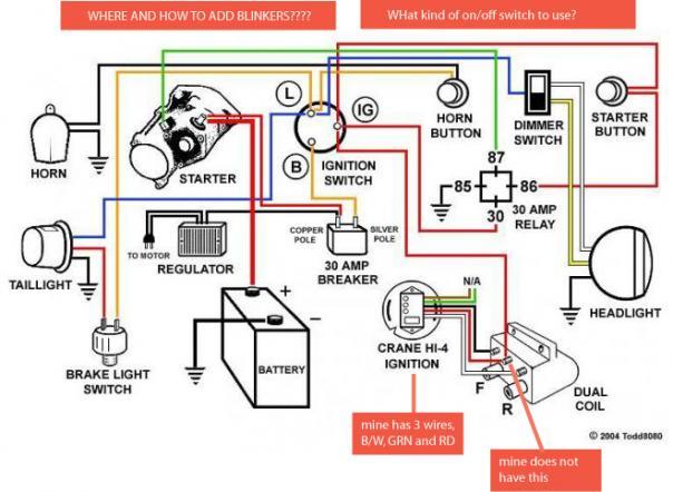 1993 Xlh Wiring Diagram Harley Wiring Diagrams Simple ... Harley Davidson Headlight Wiring Diagram on