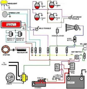 universal simple wiring diagram?
