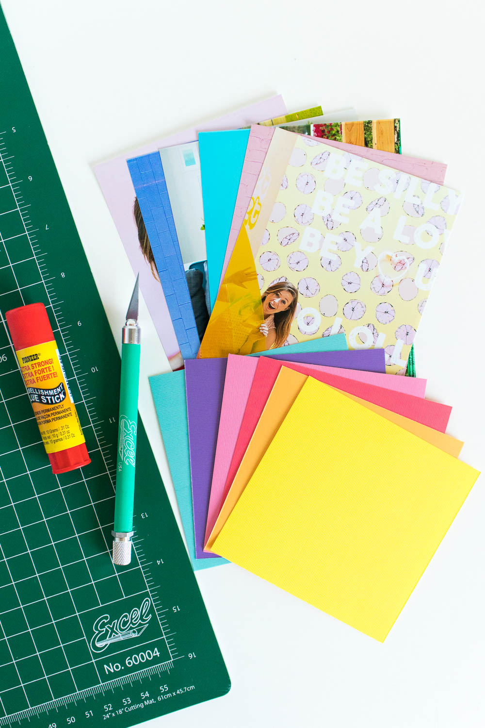 DIY Swapped Background Photo Art | Club Crafted