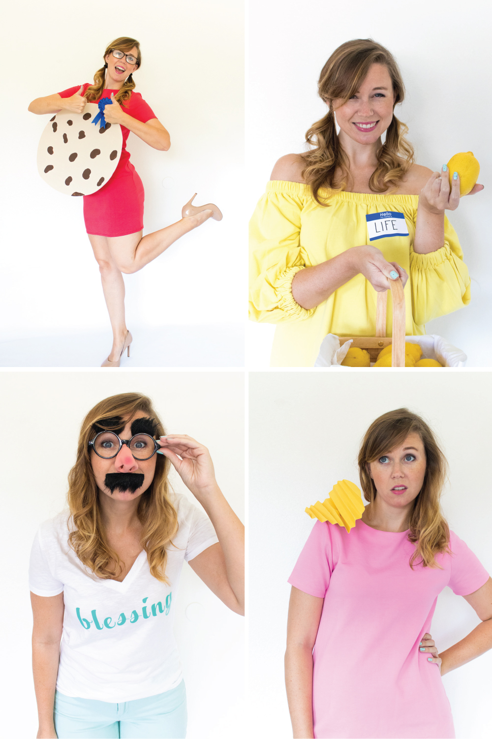 4 Last-Minute Idiom Halloween Costumes | Club Crafted