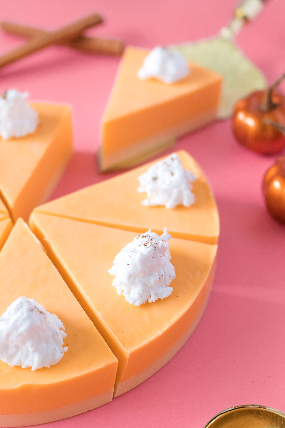 DIY Pumpkin Pie Soap | Club Crafted