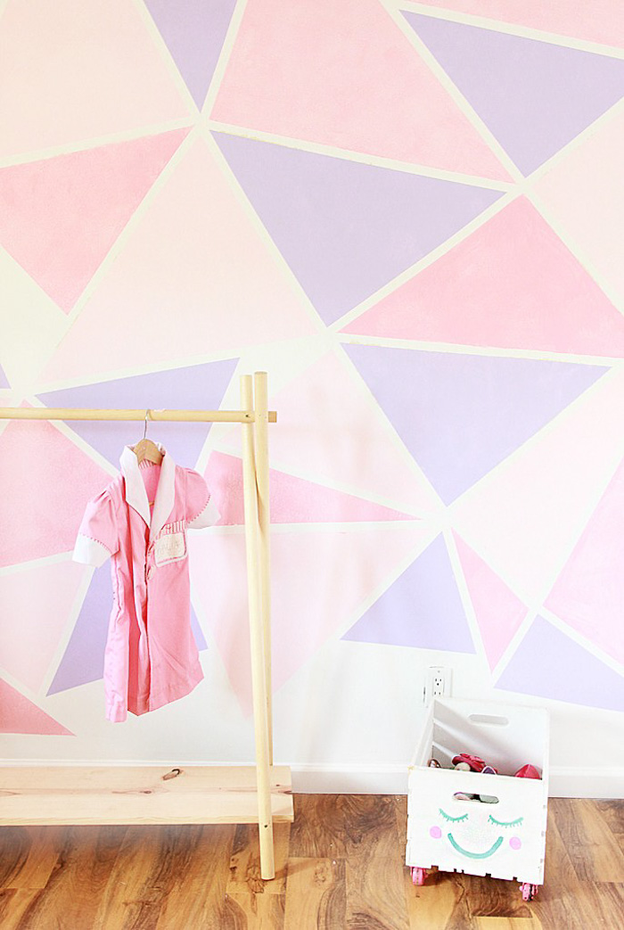 Statement Wall Ideas that Add a Pop of Color | Club Crafted