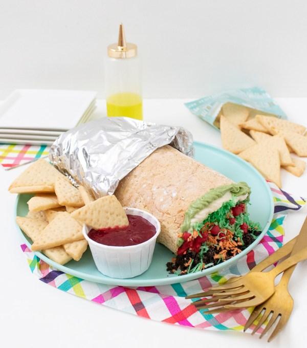 Burrito Cake Roll   Club Crafted