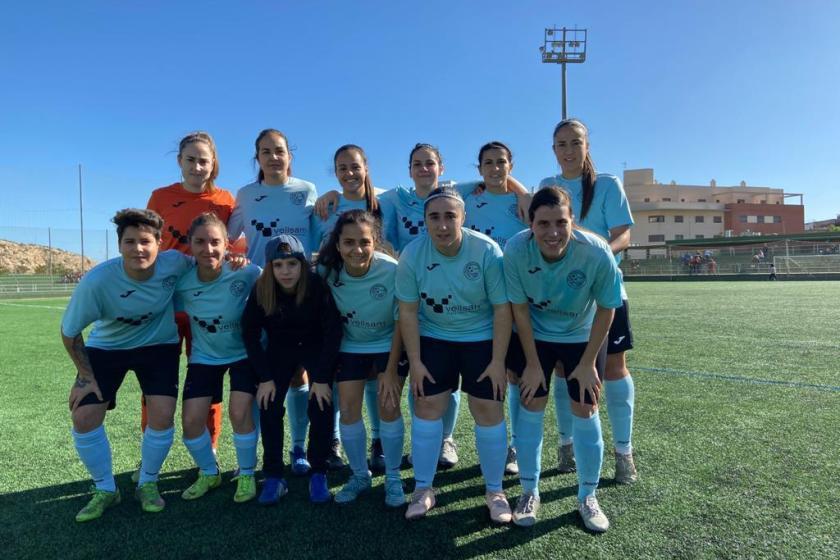 CD El Ejido Futbol Femenino