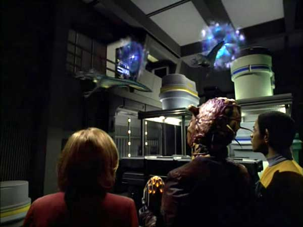Image result for star trek voyager equinox