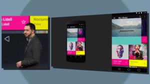 presentación de Android L
