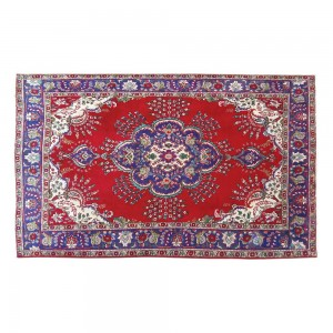 tapetes persas artesanais