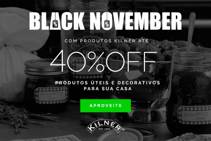 black november kilner