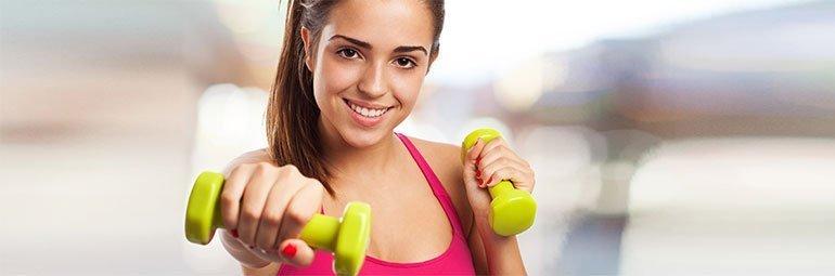 fique fitness com pipoca
