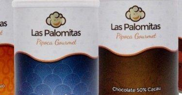 Pipoca Las Palomitas