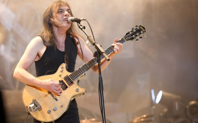 Morre Malcolm Young, guitarrista e fundador do AC/DC