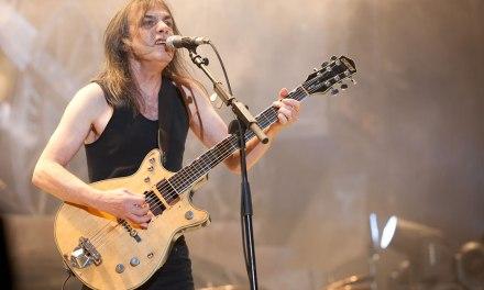 Morre Malcolm Young, guitarrista e fundador do AC/DC