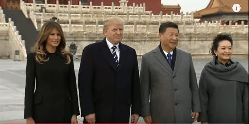 Trump é bem Sucedido em Negociar com a China