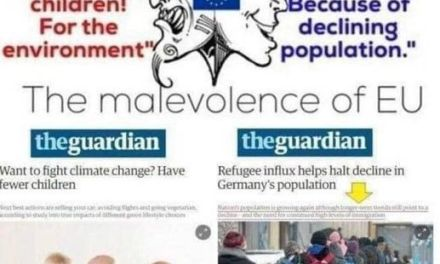 aquecimento global e refugiados se contradizem no the guardian