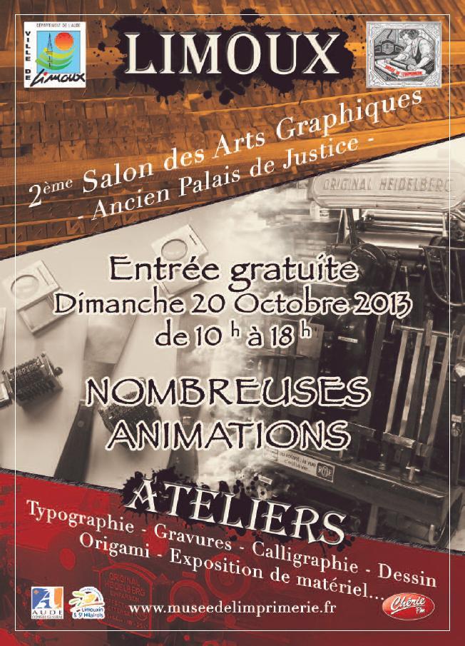 2eme Salon des Arts graphiques
