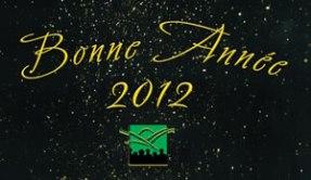 Carte de Bonnée année 2012