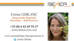 Corine Leblanc, thérapies naturelles dans l'Aude