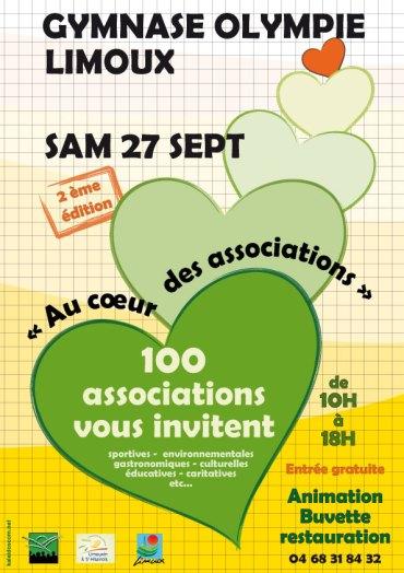 forum des associations 2014 à Limoux